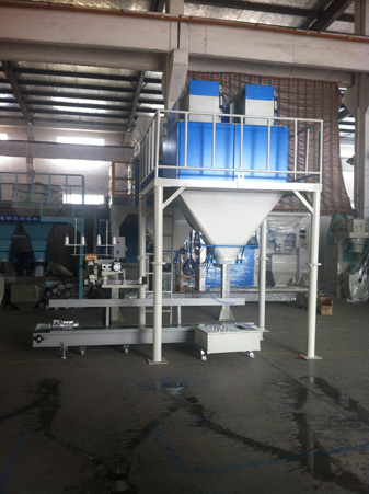 Belt-feeding type Packing Machine